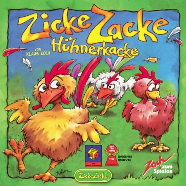 Zicke Zacke Hühner Kacke