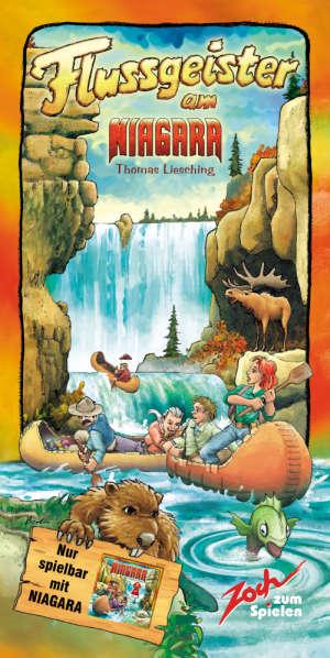 Flussgeister am Niagara (Erw.)
