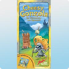 Burg Appenzell - Cheesy Gonzola (Erw.)