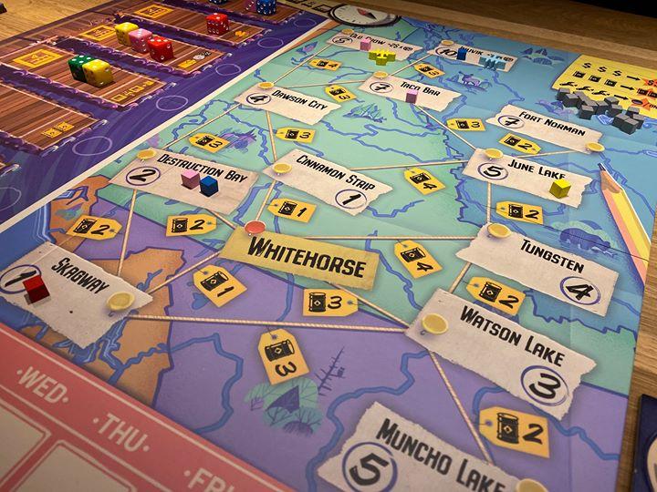 Ausgabe board game NEU NEW Stronghold Games Terraforming Mars Brettspiel engl